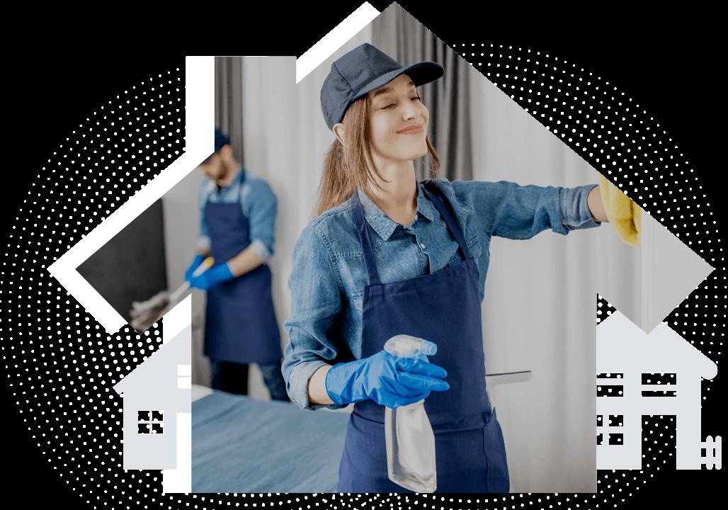 Cleaning Professionals in dubai